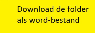 Download folder hondenvoeding