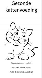 Download folder kattenvoeding van Voerwijzer