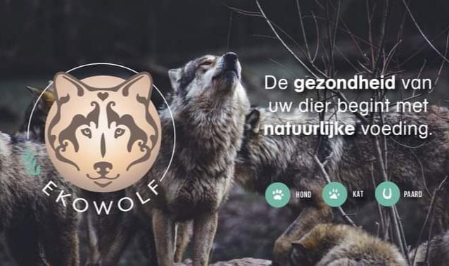 Pure instinct hondenvoer bestellen bij Ekwolf